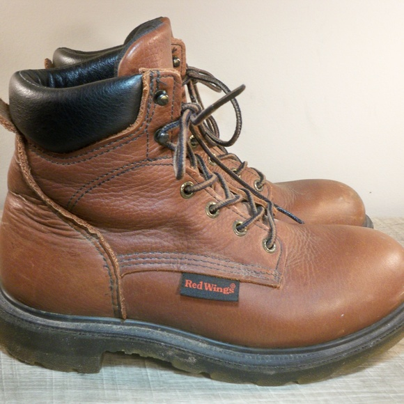 66 Mens Supersole Work Soft Toe Boots 7